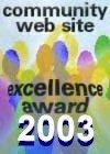 Community Web Site Awards