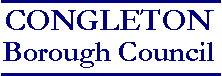 Congleton Borough Council logo